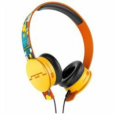 Sol Republic Deadmau5 Headphones - Stereo - Mini-phone - Wired - Over-the-head - Binaural - Circumaural  $199.00