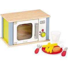 Microondas de madera Picnik - Janod