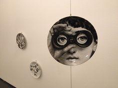 Le Foto della mostra in Triennale: Piero Fornasetti, 100 anni di follia pratica #fornasetti #triennale #mostra #exhibition #linacavalieri #sterlizieblog #report #pics