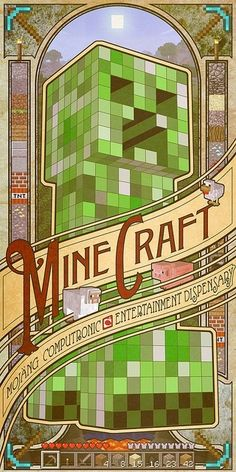I think that this is a pretty cool minecraft background for things like an iPhone or iPod or iPad.