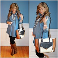 <3 Get this look for less than $50! Shop. Rent. Consign. MotherhoodCloset.com Maternity Consignment