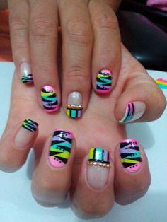 Nice Nail Art, Nails, Art Ideas, Design, Beauty, Lady, Simple Nails, Nail Designs, Fingernail Designs