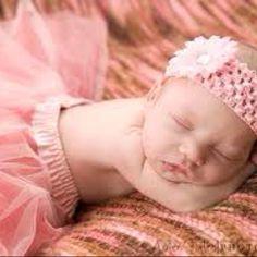 Newborn pic idea