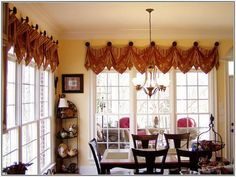 Great Window Treatment Designs Pictures