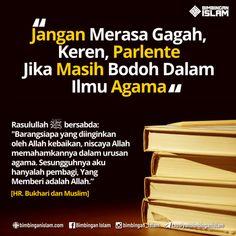 Bimbingan Islam Picture - BimbinganIslam.com Beautiful Islamic Quotes, Islamic Inspirational Quotes, Reminder Quotes, Self Reminder, Allah Quotes, Muslim Quotes, People Quotes, Me Quotes, Religion Quotes
