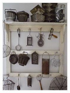coleccion de utensillos..