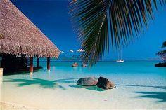 Intercontinental Resort. Papeete Tahiti