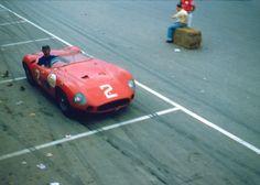 Fangio Maserati 250 Cuban Grand Prix 1958