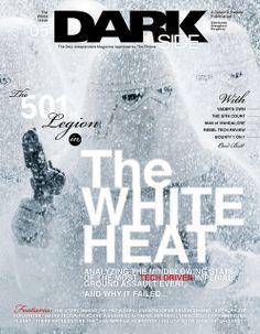 The DARK SIDE Snowtrooper Magazine Cover by Avanaut, via Flickr