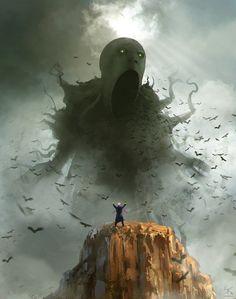 Unholy by Sanskarans....... Amberjacks 'duister'...