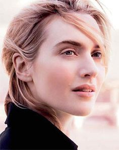 I absolutely adore everything about Kate Winslet. Gorgeous!