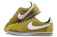 new arrivals 73aae a563e Men Nike Cortez Oxford Cloth Shoes Green White, Price   89.00 - New Air  Jordan Shoes 2018
