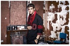 Diesel is Dropout Cool for Nicola Formichettis Pre Spring 2015 Collection image Diesel Pre Spring Summer 2015 Collection 002