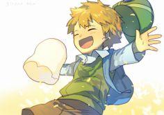 Poyomon to Takeru. <3