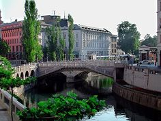 Ljubljana and the attractions from here