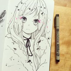 #inktober for today!