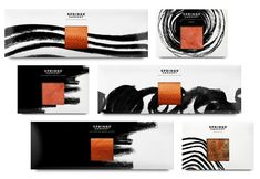 Springs' Smokery | Modern Food Packaging Design Inspiration | Award-winning Packaging Design | D&AD