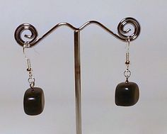 Blackstone Earrings