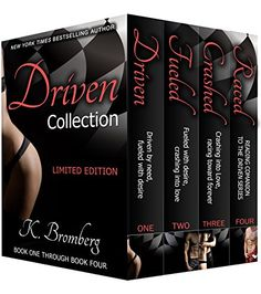 The Driven Series Boxed Set - Limited Edition (Books 1-4) - http://darrenblogs.com/2015/09/the-driven-series-boxed-set-limited-edition-books-1-4/
