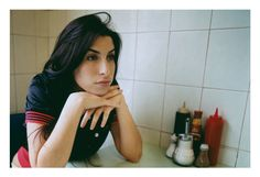 """ Amy Winehouse photographed in London in 2004 """