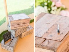 Wedding Jigsaw for your guests to sign. A Stunning Lyveden New Bield Wedding - McKenzie-Brown Photography Wedding Guest Book, Weddingideas, Backdrops, Wedding Decorations, Wedding Inspiration, Sign, Weddings, Brown, Awesome