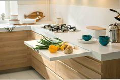 Schmidt Palmers Green: İskandinav tarz Mutfak