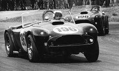 USRRC Race Recap : Round 3 1963 Event: Scramp presents Laguna Seca Championship Road Races Date: June 9th 1963 4th # 196 Bob Holbert Shelby Cobra Shelby American, Inc. 76 laps 1st GT