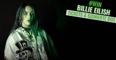 Mitmachen & gewinnen! Billie Eilish, Berlin, How To Fall Asleep, Bullet Journal, Lifestyle, Music, Art, Concert, Art Background