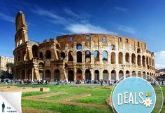 8 дни,Италия: 7 нощувки, закуски,вечери, 2*/3*, транспорт, на човек, Дидона Тур