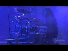 "Dariusz ""DARAY"" Brzozowski Drum Cam @ Hunter - Cieszanów Rock Festiwal 2013 - YouTube"