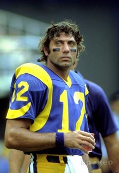Joe Namath, Los Angeles Rams - Raise your hand if you are old enough to remember this disaster...