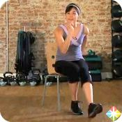 VIDEO: 11-Minute Seated Cardio Workout