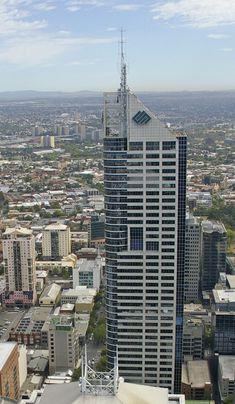 m 49 fl; Melbourne Central, Melbourne Cbd, Melbourne Victoria, Urban Workshop, Eureka Tower, Melbourne Skyline, Banks House, Sofitel Hotel, North Tower