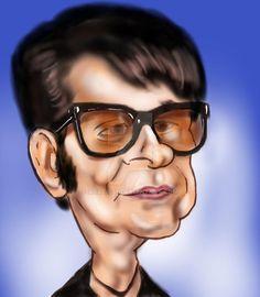 Roy Orbison by adavis57 on DeviantArt