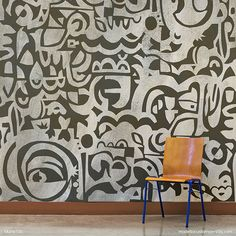 484 Best Stenciled Painted Walls