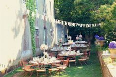 The Quinta-My Vintage Wedding Reception in Portugal