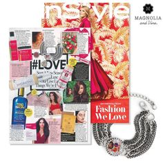 Magnolia and Vine's feature 'IN STYLE' Magazine. For more information on joining our team, e-mail us caza@cogeco.net or visit our website in the U.S at ~ http://www.mymagnoliaandvine.com/chuckandsherry... OR in Canada at ~ http://www.mymagnoliaandvine.ca/chuckandsherry. Toll free at 1 800 570 9627 https://www.facebook.com/MagnoliaandVine.ChuckandSherry/ Give is a like!