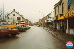 Stationsstraat Ermelo (jaartal: 1980 tot 1990) - Foto's SERC