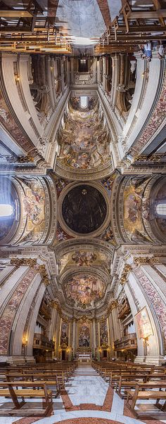 ˚Church of Sant Ignazio di Loyola - Rome