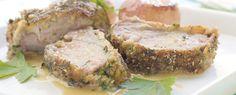 Lammefilet Meatloaf, Food, Meat Loaf, Meals, Yemek, Eten