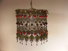 Boho Lampshade by Anat Bon