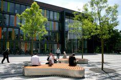 Town Hall Square Solingen - Landscape Architecture: scape Landschaftsarchitekten, Düsseldorf, Germany