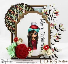 A World of Creative Possibilities: LDRS Creative : New release right in time for Christmas!