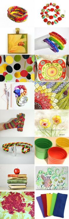 Ready for Warmer Weather by Kathy Terry on Etsy--Pinned with TreasuryPin.com