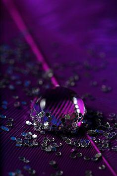 Purple lila violeta energía chakras