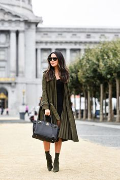 San Francisco Love :: Pleated trench