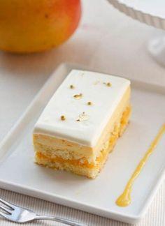 Mango Cake Recipe - How to Make?