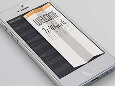 UI Design: Folding App