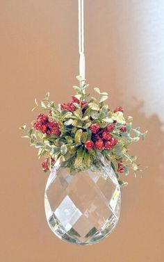 75 Ways to Fill Clear Glass Ornaments {Homemade Christmas ...