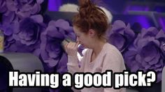 Are they on rations in the #bbuk house #BBLaura